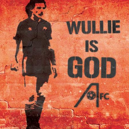 wullie-poster-black