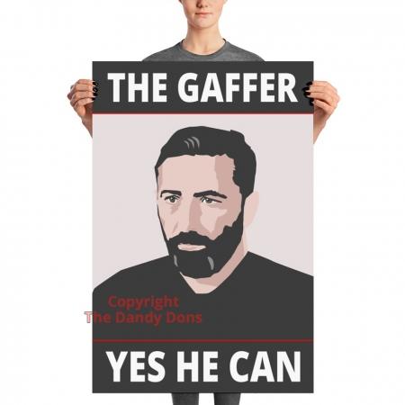 derek mcinnes poster