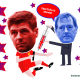Steven Gerrard the Rangers