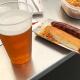 danish beer hotdog