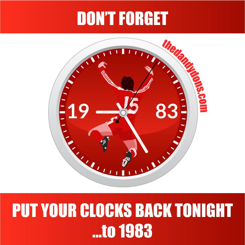 clocks 1983