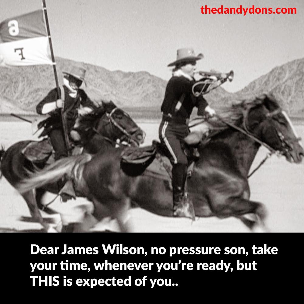 James Wilson Aberdeen
