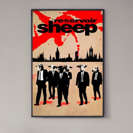 reservoir-sheep-poster-aberdeenfc