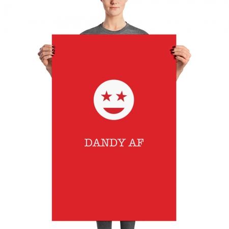 Dandy AF poster