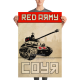 red army tank