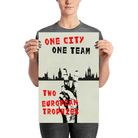 One city one team poster