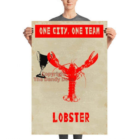 one city one team lobster