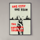 one-city-one-team-poster