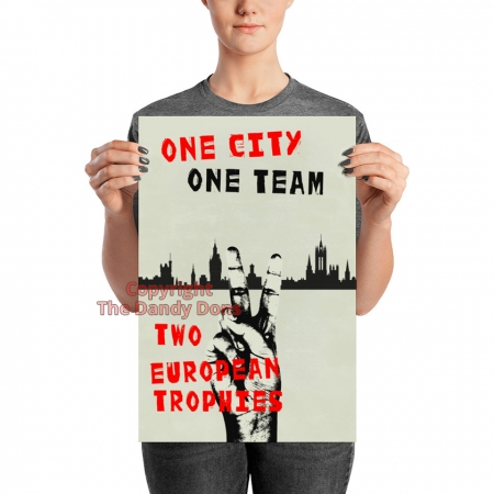 one city one team two trophies