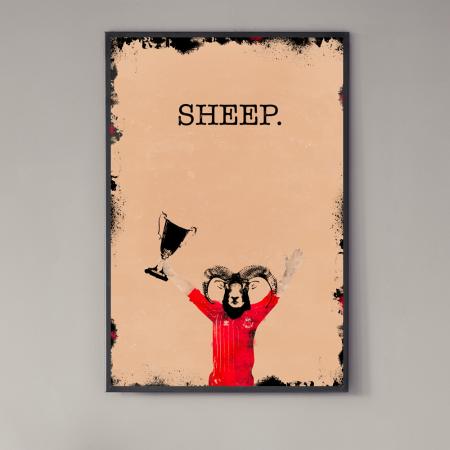 willie-miller-sheep-poster