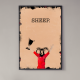 willie-miller-sheep-poster