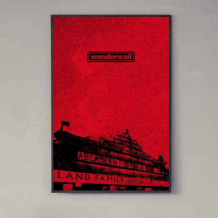 wonderwall-aberdeen-merkland-poster