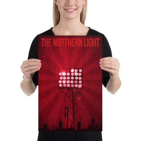 Pittodrie Northern Light