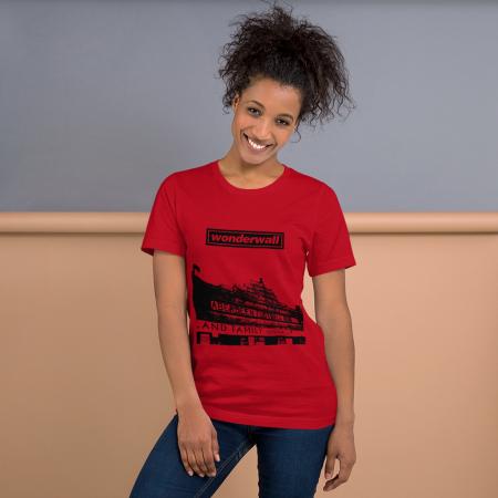 t-shirt-wonderwall-Red-woman