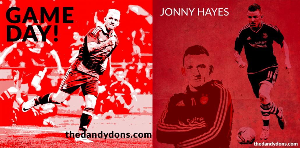 Jonny Hayes Aberdeen