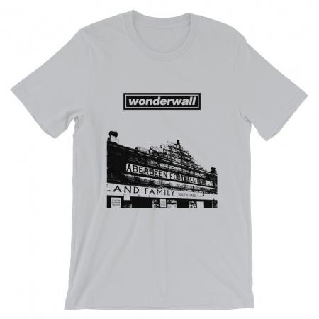 Wonderwall Aberdeen t-shirt