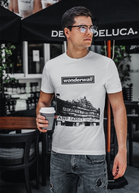 Wonderwall t-shirt