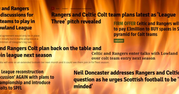 Colt teams
